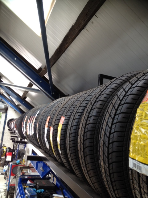 Full Range of Tyres available,Budget,High Performance,Run Flat, 4x4, Snow, Winter and Off Road