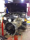 Fitting new clutch and uprated arm to Land Rover Discovery at J C Motor Services Ltd in New Mills