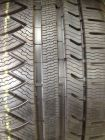 Snow Winter Tyres showing 'sipes' for use in low temperatures snow and wet weather at J C Motor Services Ltd, Derbyshire